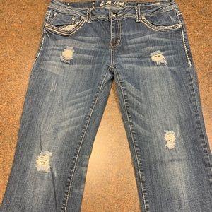 LA Idol jeans size 15 length 33